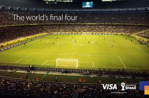 FIFA sponsors, minus Gazprom, voice concerns about scandal