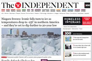 The Independent launches US digital operation led by Andrew Buncombe