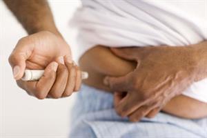 Ketoacidosis in diabetes patients
