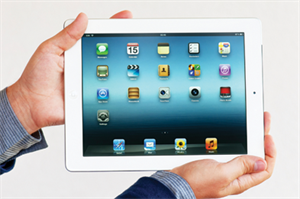 Making the most of your iPad