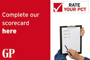 GP launches Rate Your PCT scorecard