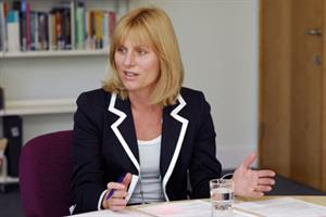 Interview: NHS Evidence chief Dr Gillian Leng - Evidence kitemark system 'beginning to take effect'