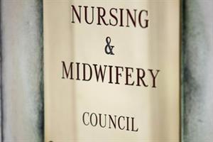 Support for NMC over advanced nurse regulation