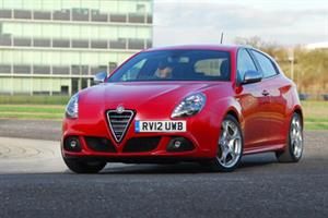 Car review - Alfa Romeo Giulietta