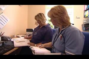 Programme helps nurses spend hours more with patients