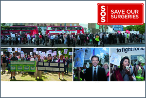 Local campaigns reflect groundswell of support for general practice