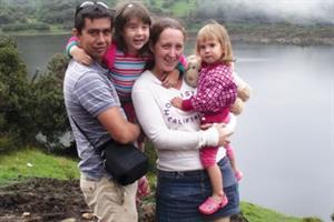 My life in rural Ecuador