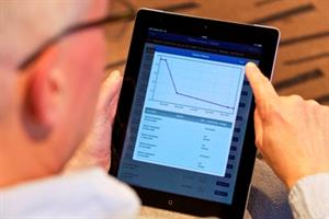 GPs can access patient records via tablet devices