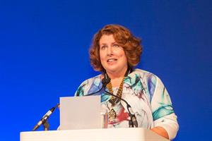 Video: Full conference speech of RCGP chair Dr Maureen Baker