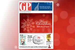 iPad-only Christmas issue of GP now available