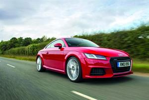 Car review Audi TT is a stylish and sporty drive