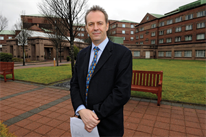 Dr Alan McDevitt interview: Building a new world for Scotland's GPs