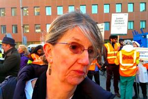 Video: GP crisis reflects poor treatment of junior doctors, says east London GP