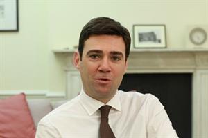 Former health secretary enters Labour leadership race