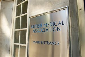 Junior doctor contract dispute sparks rise in BMA membership