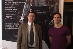 GP Interview - The English National Ballet doctor