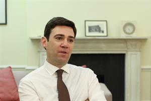 Exclusive: Shadow health secretary Andy Burnham answers questions from GP readers