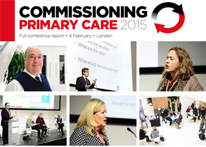 Special report on the co-commissioning of GP services