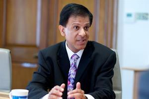 Interview: Dr Chaand Nagpaul wants to restore GPs' sense of pride