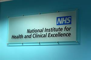 Commissioning Outcomes Framework targets revealed by NICE