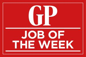 GP Job of the Week
