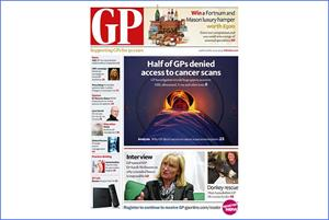 Your GP magazine preview - 24 November (LATEST) GPs denied cancer scans, CQC fury & macular survey