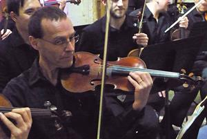 Dr Jonathan Sheldon:  The GP violinist