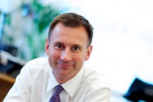 Jeremy Hunt to remain as health secretary after Theresa May reshuffle