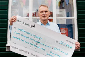 Practice kept afloat by patient fundraising reveals second year of losses