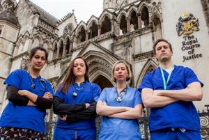 Judge approves judicial review against Hunt's junior doctor contract imposition