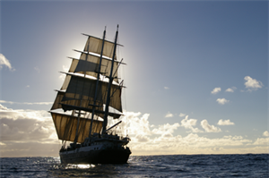 GP Interview - Setting sail on the tall ships