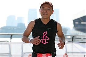 Dr Richard Ma - A GP turned triathlete