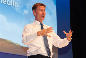 Hunt blasts Labour plans to make GPs salaried and downgrade CCGs
