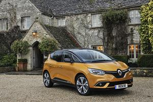 Car review: Renault Scenic