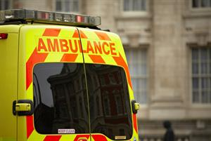 Ambulance staff picket GP surgeries in row over unpaid wages