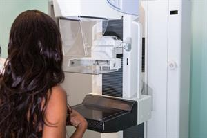 Breast screening coverage rises for first time in five years