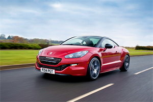 Car review: Peugeot RCZ-R coupe