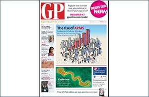 Your GP magazine preview: 1 September (LATEST)