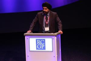 Video: Watch Harpal Kumar's RCGP conference speech in full