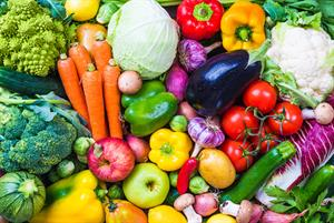 Advising patients on a healthy diet