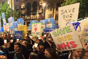 BMA slams Hunt's 'shambolic mishandling' of junior doctor dispute as strike nears