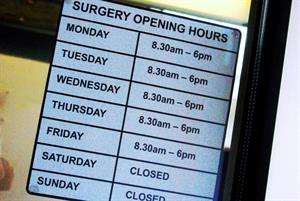 GP practices asked to open over Easter for free