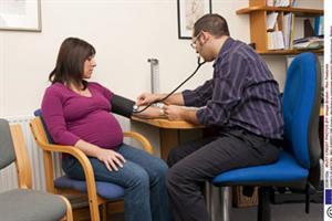 GP management of pre-eclampsia