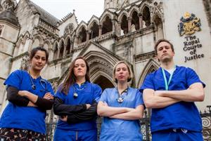 Doctors raise £70,000 for legal challenge over imposed junior doctor contract