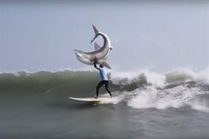 O&M South Africa apologizes for 'disrespectful' shark attack ad