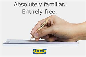 World's talking about: The Ikea Pencil