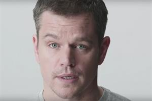Stella Artois enlists Matt Damon and a tower of glasses to promote clean water