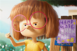 Chipotle's new animated film uses childhood romance to slam fake ingredients