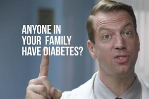 Prediabetes is a laughing matter in latest Ad Council PSA