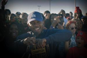 Compton takes center stage with Kendrick Lamar in Grammy Awards promo